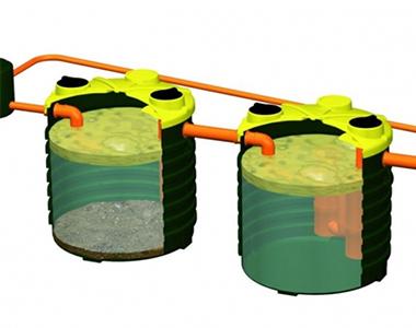 depositos agua residual