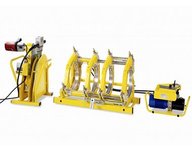 Maquinaria para soldadura de tubería lisa
